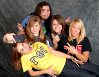 Gamma Phi Beta Girls - 2011