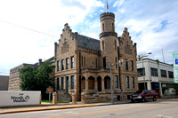 Old Vanderburgh County Jail