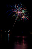 4th of July 2010 on Ohio River at Newburgh, IN