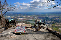 Lookout Point on Lookout Mountain