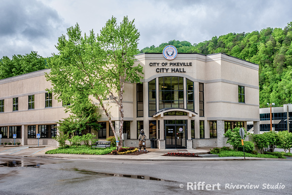 city of pikeville ky