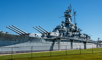 Battleship Memorial Park - USS Alabama