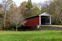 Billie Creek Covered Bridge